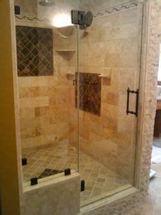 glass shower doors ta new shower idea on showers grey tiles and