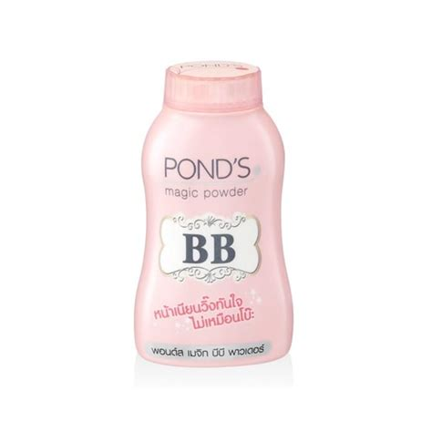 Pond S Bb Magic Powder Thailand bb pond s magic powder