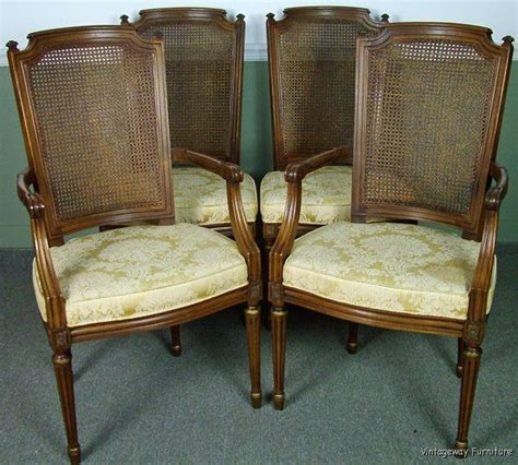 henredon dining room set 5518 henredon french set 4 dining room chairs ebay