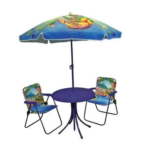 Table Winnie L Ourson Et Chaise by Set 4 Pi 232 Ces Winnie L Ourson Chaise Et Table Enfant