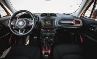 Renegade Jeep Review 2017 Jeep Renegade Trailhawk Reviews Colors Price Interior
