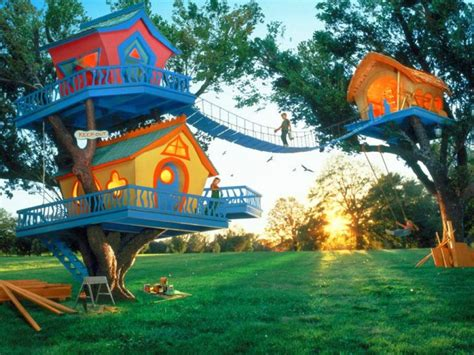 cool tree house design wallpaper wallpapers page