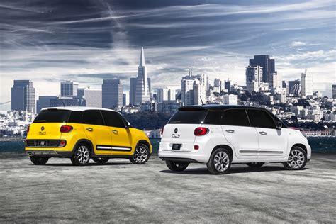 la auto show fiat continues to pressure mini by