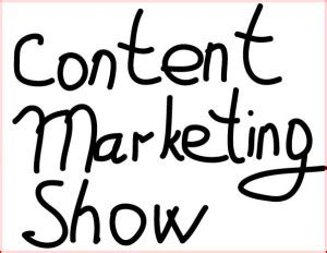 belated update on content marketing show | datadial datadial