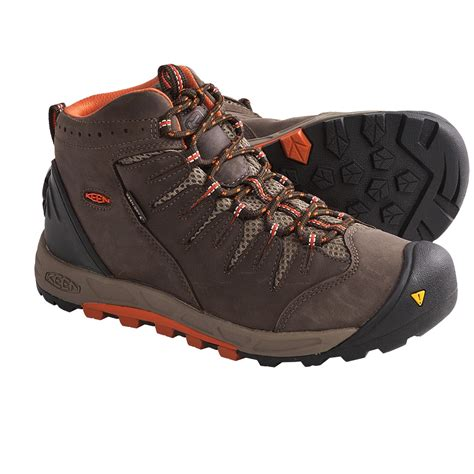 keen boots for keen bryce mid hiking boots for 6147g save 60