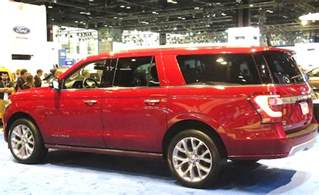 2019 ford expedition redesign ford trend