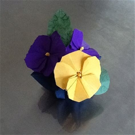 Cool Origami Flowers - 27 best images about cool paper on tissue
