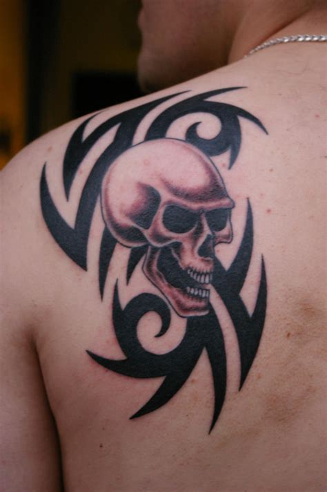 19 bold skull tattoos tattoo me now
