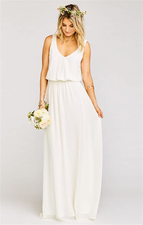 are maxi dresses ok for weddings kendall maxi dress wedding cake chiffon show me your mumu