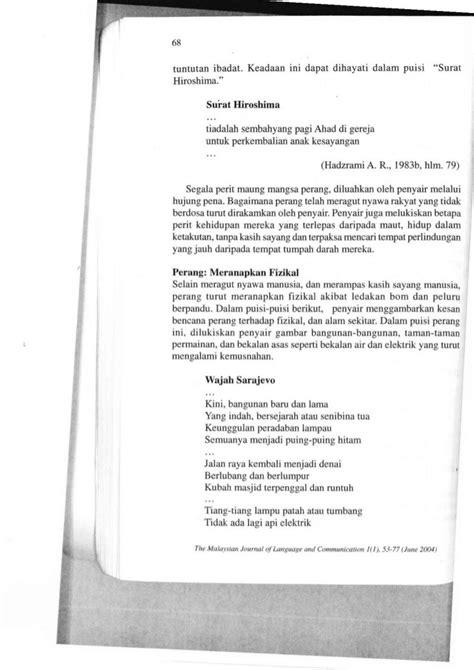 contoh format ringkasan artikel contoh penulisan artikel format apa pusi perang