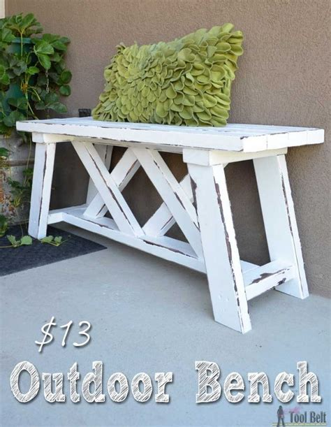 how to build an outdoor bench with back best 20 rustic bench ideas on pinterest rustic wood bench industrial bench and diy