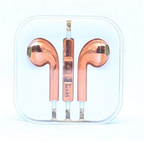 colored apple earbuds happeee shiny colored 3 5mm earbuds rich bass headphones