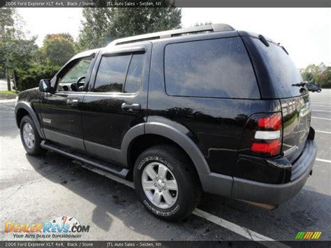 2006 Ford Explorer Xlt by 2006 Ford Explorer Xlt 4x4 Black Photo 5