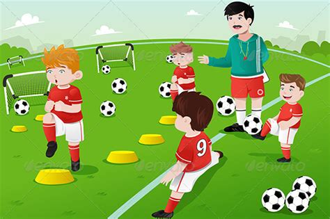 soccer kids by memoangeles graphicriver kids sport club psd 187 dondrup com