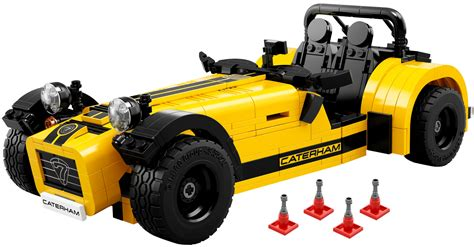 lego 21307 ideas caterham seven 620r official hi