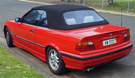Aki Mobil Bmw Series 318 320 323 325 330 Ns 58024 Aki Kering 1995 bmw m3 cabrio e36 pictures information and specs