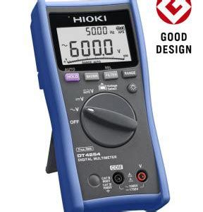 Multitester Hioki multimeters cemandiri