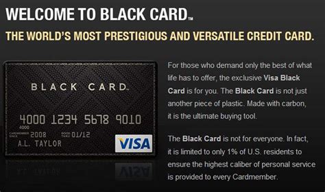 black card visa black card archives pengeportalen