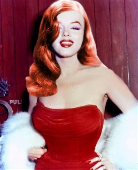 Real Life Jessica Rabbit Jessica Rabbit Fashion