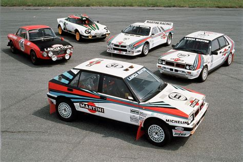 La Lancia 5 Lancia Rally Cars That Made History Bull