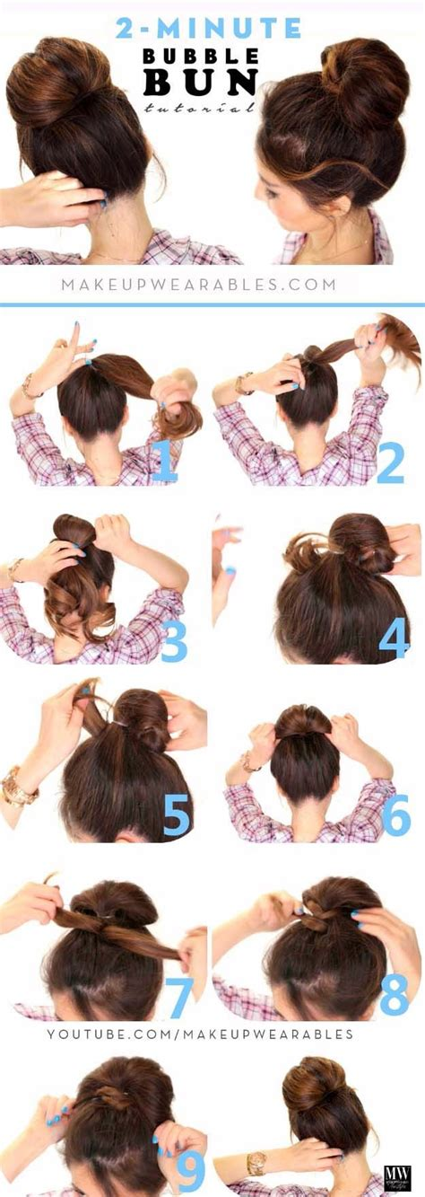 school hairstyles buns 25 best ideas about easy hairstyles for school on school hairstyles easy school