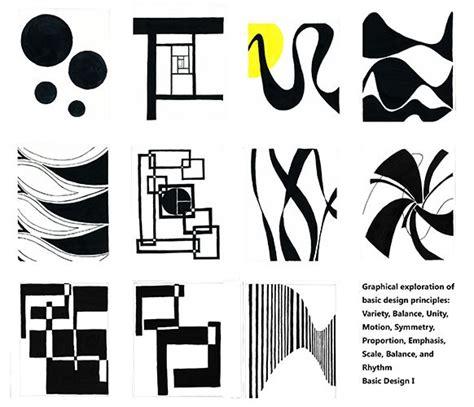 design elements basic exploring basic design principles cept university