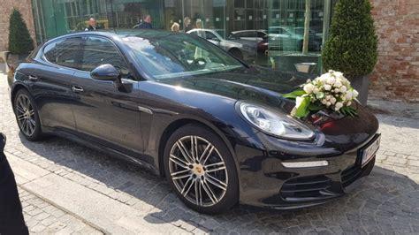 Porsche Zum Mieten by Porsche Panamera Limousine Mieten Hochzeit Oder