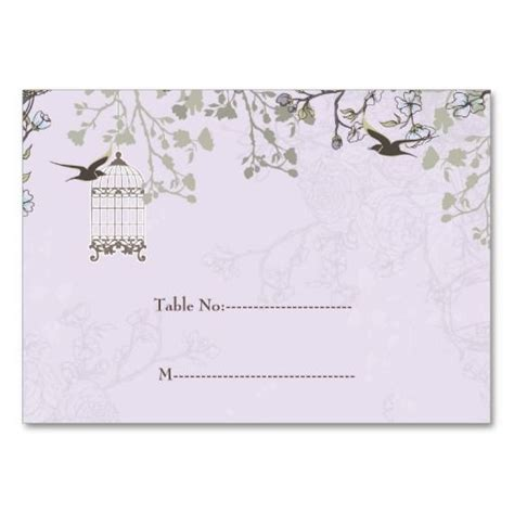 Hsus Cage Card Templates by 268 Best Images About Wedding Theme Business Card