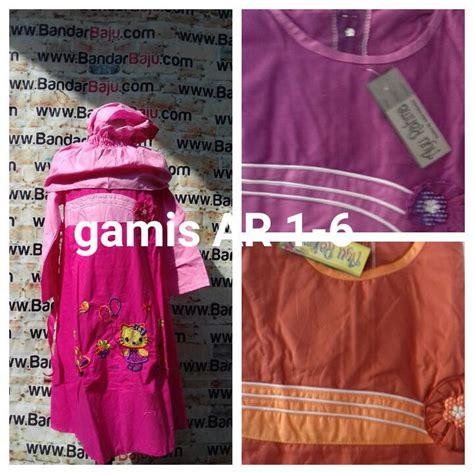 Baju Gamis Anak Perempuan Murah 1 pusat grosir gamis ar anak perempuan murah tanah abang