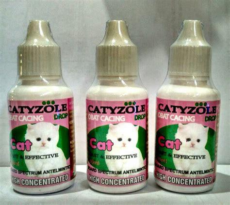 Berapa Obat Cacing Untuk Kucing jual obat cacing untuk kucing catyzole drop kios kecilku
