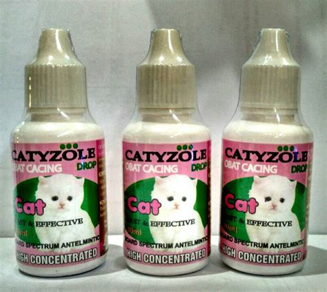 Vermox Obat Cacing jual obat cacing untuk kucing catyzole drop kios kecilku
