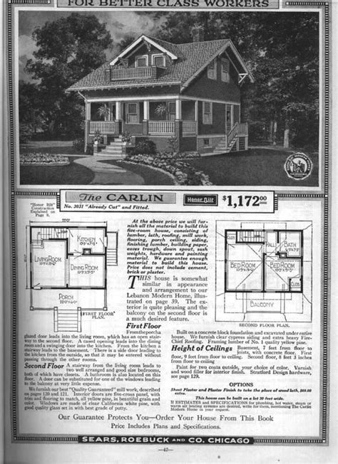 sears bungalow house plans the bungalow