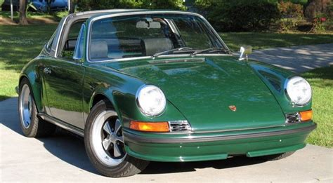 porsche british racing green to the irish green pelicans pelican parts technical bbs