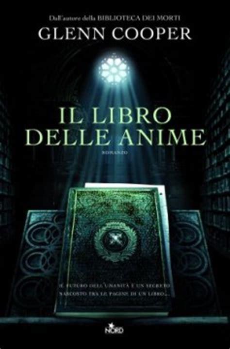 libro designa technical secrets of il libro delle anime di glenn cooper