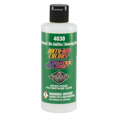 auto air colors auto air colors 4030 intercoat clear 120ml stirwell