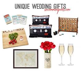 unique wedding gifts unique wedding gift ideas with uncommongoods