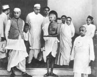 indian national congress mahatma gandhi: human rights
