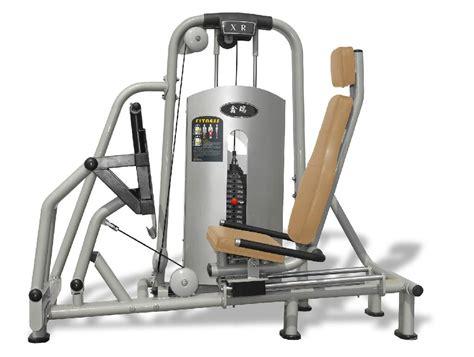 strength machine leg press xr09 xinrui china