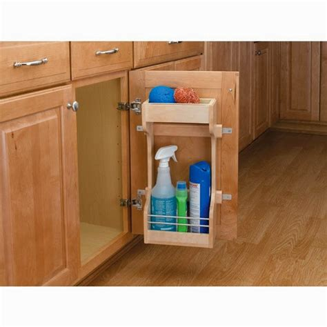 Under Sink Storage Casual Cottage Kitchen Sink Storage