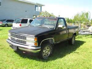 find used 1991 chevy k1500 z71 5 speed 4x4 in hill florida united states for us 1 500 00