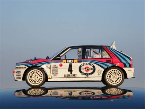 Tamiya Lancia Tamiya Lancia Delta Hf Integrale Kit 58117 Classic And