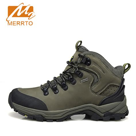 aliexpress buy 2017 merrto mens hiking sports shoes