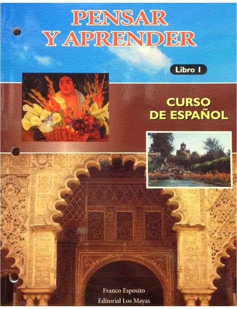 libro jerusalem portuguese literature series pensar y aprender libro 1 curso de espa 241 ol girol books