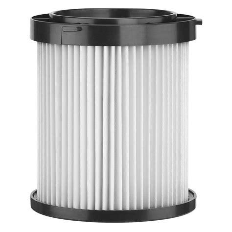 dewalt hepa replacement filter for dc500 vacuum