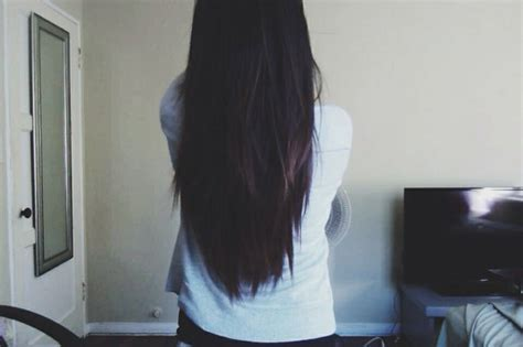 bedroom hair black straight hair tumblr www imgkid com the image