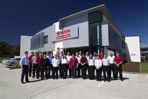 toyota co company profile toyota material handling australia s