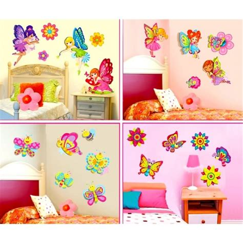 sticker d 233 co chambre fille