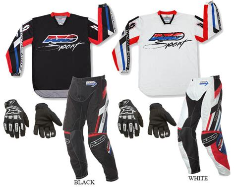 axo motocross gear axo trans am gear combo
