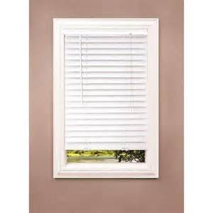 White Window Blinds Richfield Studio 2 Quot Faux Wood Blinds White Various Sizes