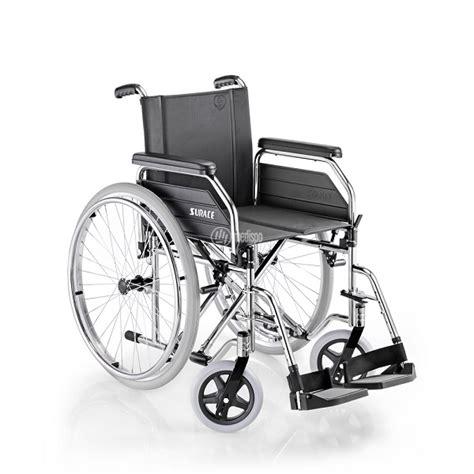 sedie a rotelle per anziani sedia a rotelle per disabili o anziani surace 500